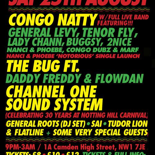 Congo Natty - Get Ready (RackNRuin Remix)