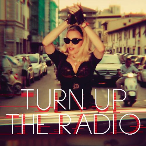 Mdna-Turn up the radio (LouisT Wildly Mash Mix)