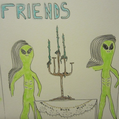Friends - MAGICAL DATE NIGHT (Total Slacker Cover)
