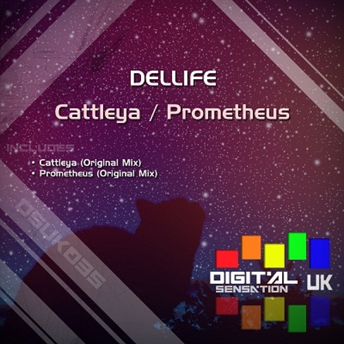 DSUK035 - Dellife - Prometheus (Original Mix)