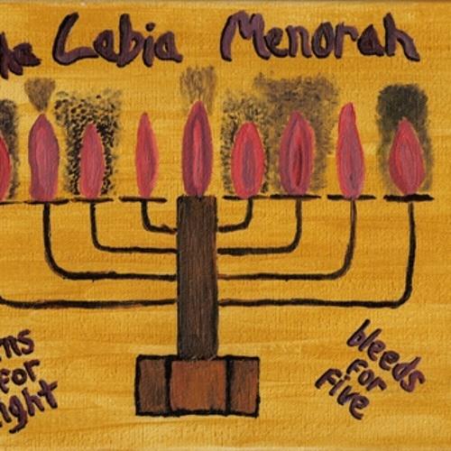 Labia Menorah (Live)