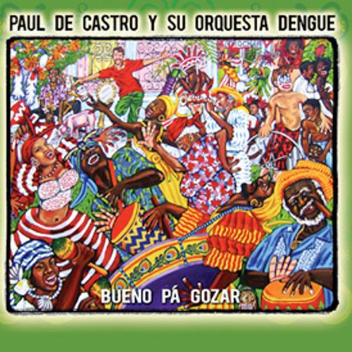 Chinita Linda-composer Paul de Castro