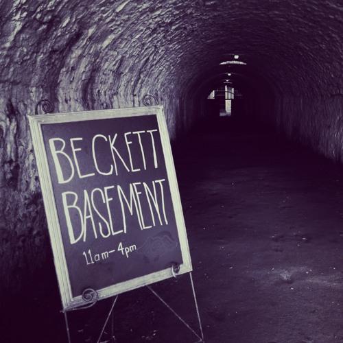 Servant Hall (from the Beckett Basement)