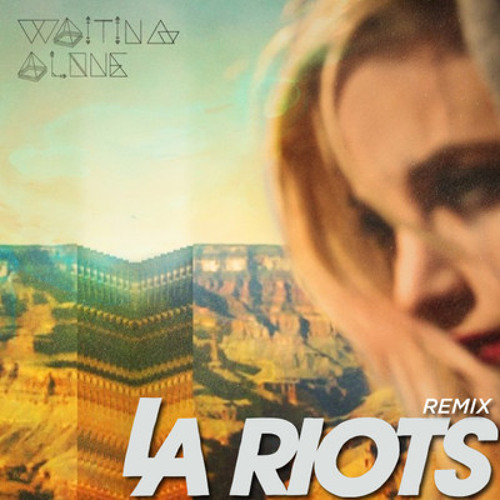 Shiny Toy Guns - Waiting Alone (LA Riots Remix)