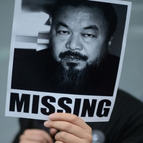 Do the real thing (Peace to Ai Weiwei)
