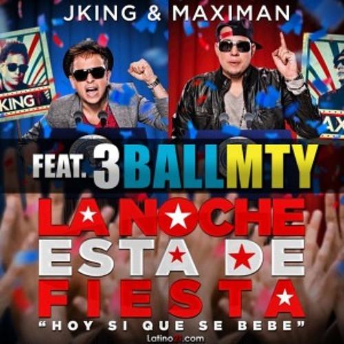 La Noche Esta De Fiesta -J King & Maximan Ft. 3BallMTY (SelvinDJ Full RMX) (132) (Ss)
