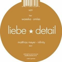 Matthias Meyer - Infinity