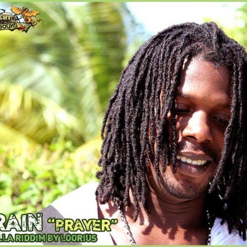 "JAH RAIN  "" PRAYER"" (voix sista zabou) 2012"