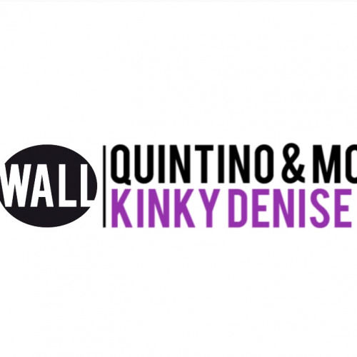 Quintino & Moti - Kinky Denise (wall recordings release 3th of september)
