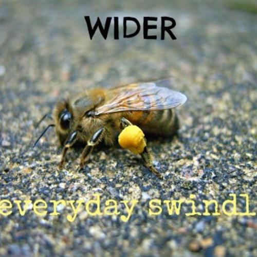 WIDER - EVERYDAY SWINDLE