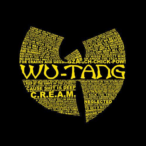 Wu-Tang- C.R.E.A.M (Kyffin Remix)