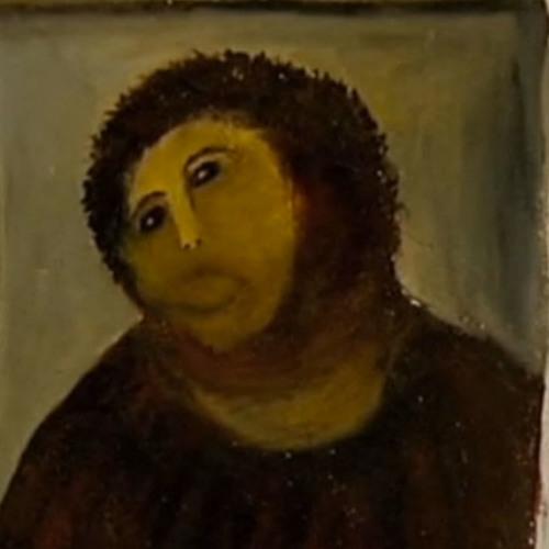 Amateur Restoration Botches Jesus Fresco in Spain