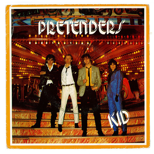 The Pretenders - Kid (1979) (spiral tribe extended edit)