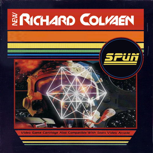 Richard Colvaen - SPUN Preview album