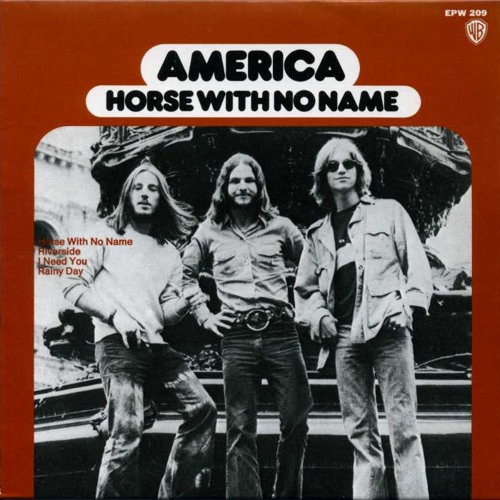 America - A horse with no name  1972  (spiral tribe extended)