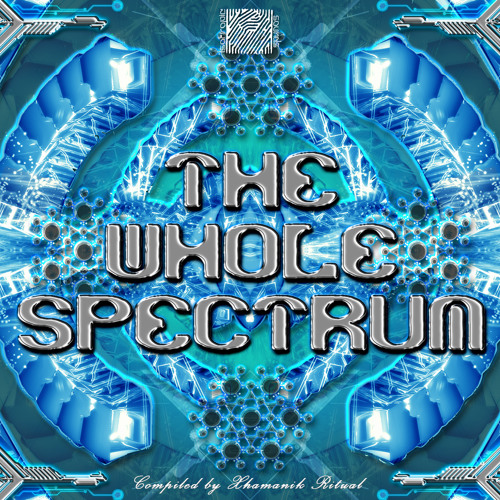 Xhamanik Ritual - Binary Thoughts - VA THE WHOLE SPECTRUM -  Isotropic Sounds Rec - 2012 - DOWNLOAD