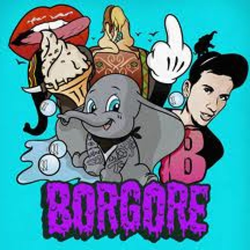 Borgore - Daily Dose of Dubstep (8.22.12)