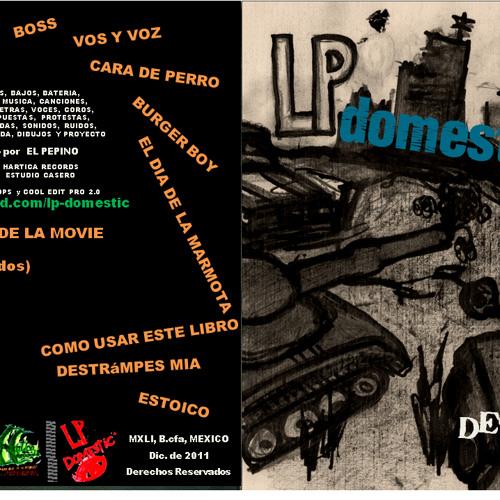 LP-DOMESTIC 'TODO O NADA'