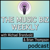 The Music Biz Weekly Podcast #72 - Discussing Music in the Cloud with Mat Bates from Slacker Radio