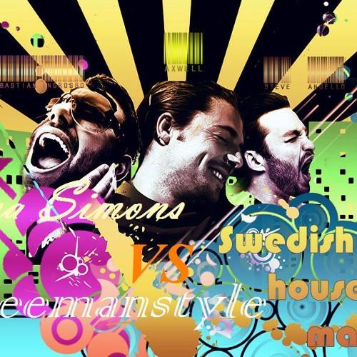 Don't You Worry I Don't Like You - Swedish House Mafia vs Eva Simons ( Mashed Up Minimix ) Free DL