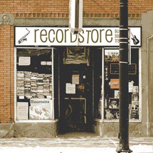 Mr. Muzack's Record Store (Instrumental)