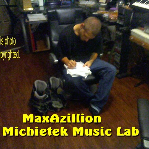 """Big Stuff"" MaxAzillion & LunnieBeats  / Michietek & MRG Collabo (Promo Use) (ScienzWorxMusic)"