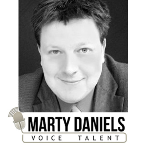 Marty Daniels Voice Talent