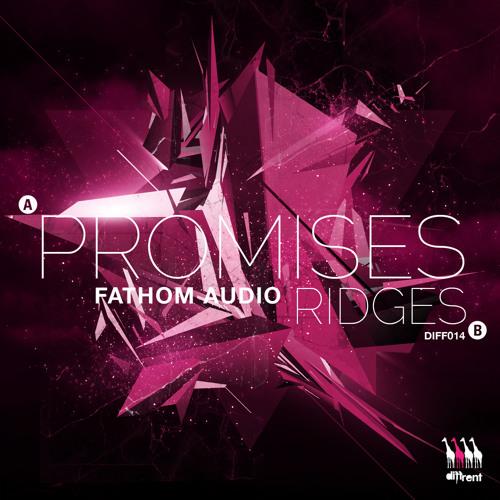 """**OUT NOW** Fathom Audio """"Ridges"""" (DIFF014)"""
