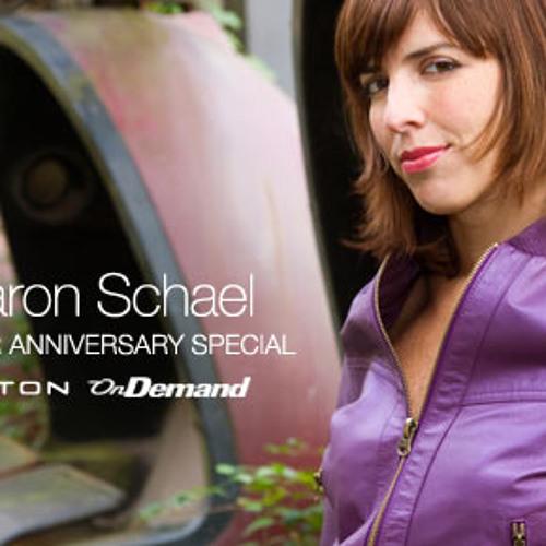 sharon schael - 7 years of der schall - august 2012