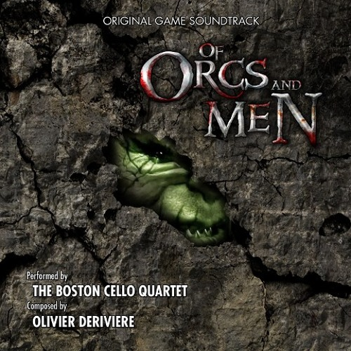 Action Adv. - Cello Quartet & Percussions - Of Orcs and Men - The Wall