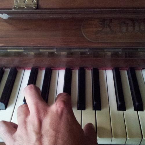 Gritos de cristal - Piano Version