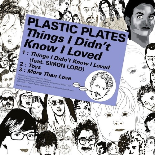 "Plastic Plates - ""Things I Didn't Know I Loved"" Minimix"