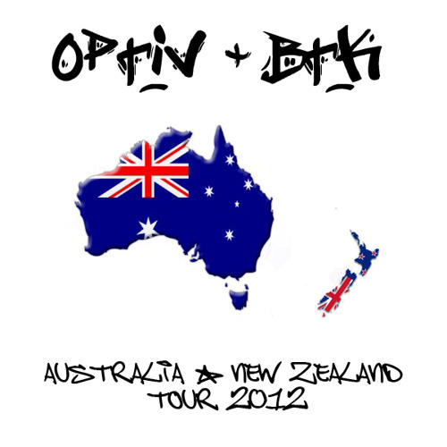 Optiv & BTK - Australia New Zealand Tour - Promo Mix