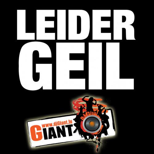 DJ Giant - Leider Geil!