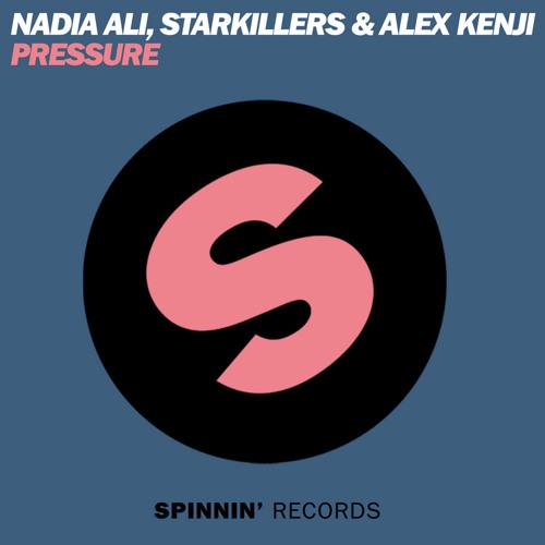 Nadia Ali, Starkillers & Alex Kenji - Pressure (AlexD 2012 Club Mix) [TEASER]