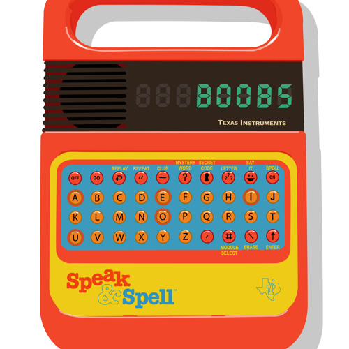Skeewiff (featuring Speak & Spell) - Here come the 80s