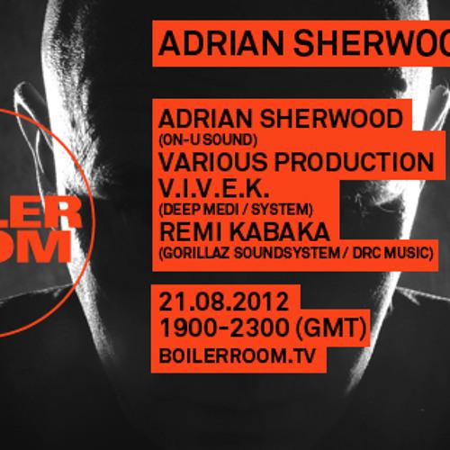 Remi Kabaka 25 min Boiler Room DJ Set