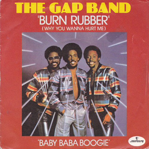 "The Gap Band -  ""40 burn rubber on me""    (Manu Sonora zueco EDIT)"