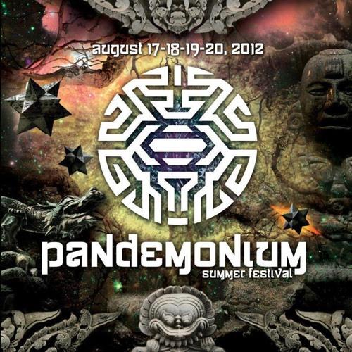 Kabayun @ Pandemonium Festival 2012 DJ set