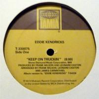 Eddie Kendricks - Keep On Truckin' (Jski Combo 935 Edit)