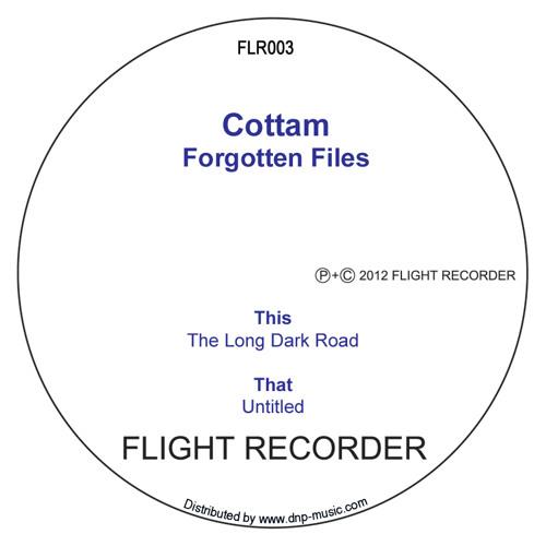Cottam - Forgotten Files (snippets) - Flight Recorder