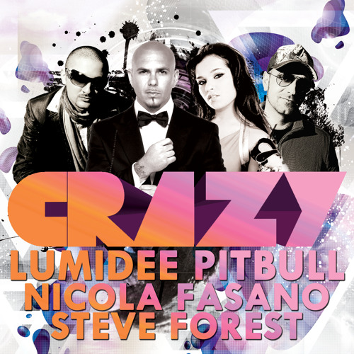 Lumidee Ft Pitbull Vs Nicola Fasano & Steve Forest - Crazy (Preview)