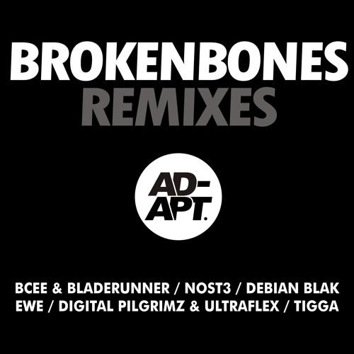 BrokenBones Remixes EP