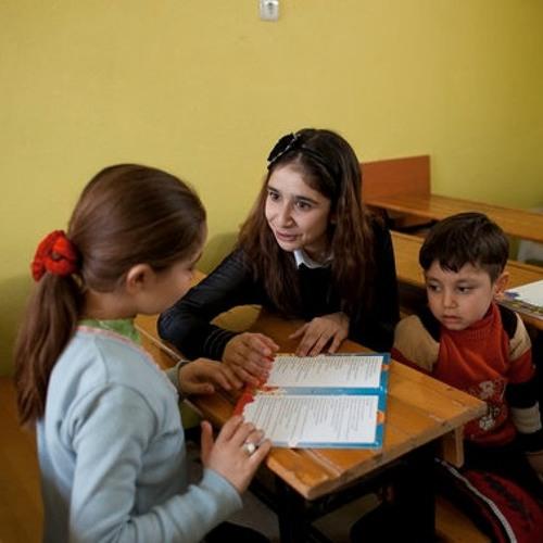 13-Year-Old Teaches Kurdish in Turkey
