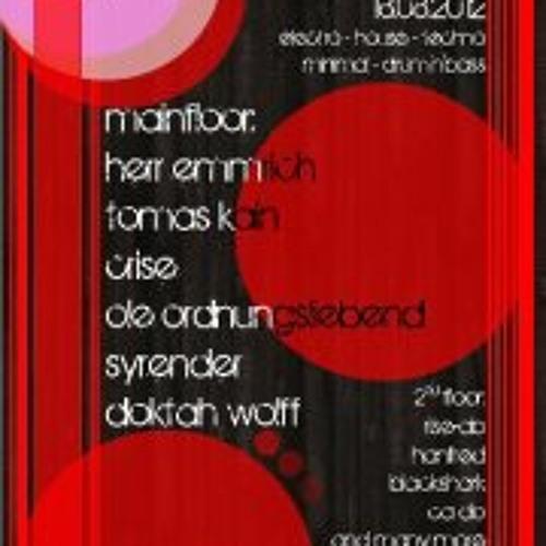 P.Looney@Electropium,Alte Zuckerfabrik,Rostock 18-08-2012
