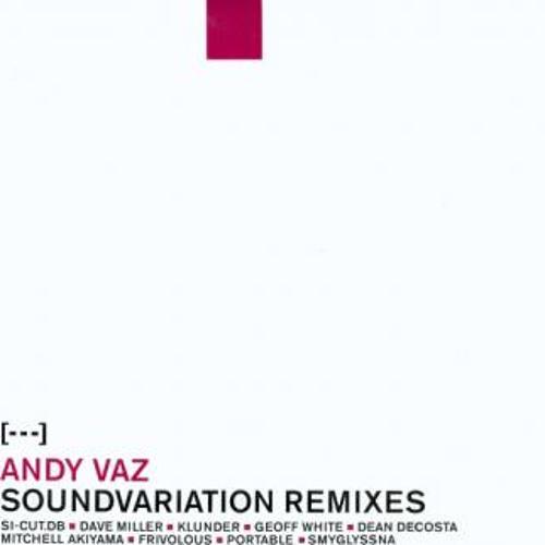 Soundvariation - Dean DeCosta RMX - Soundvariation, Germany SV-005