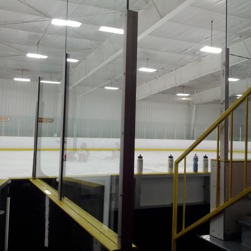 Kids Team Hockey Practice