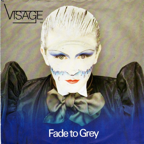 Visage fade to grey cover with vocal