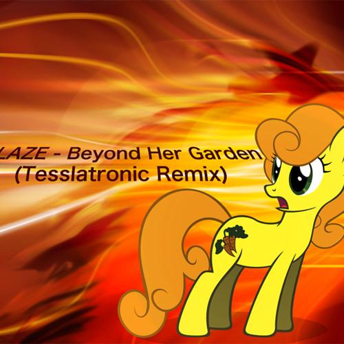 Glaze - Beyond Her Garden (Tesslatronic Remix)