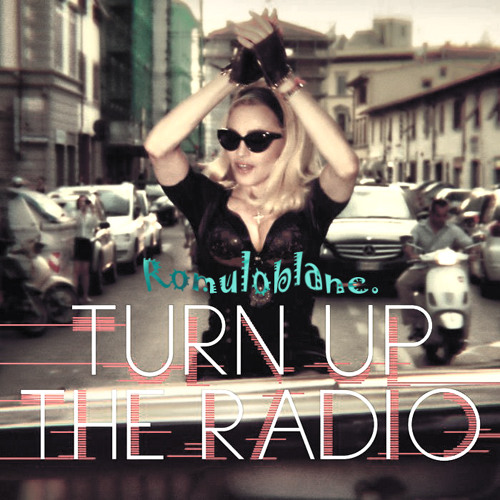Mad - Turn up The Radio ( RomuloBlanc Vocal Club  mix )